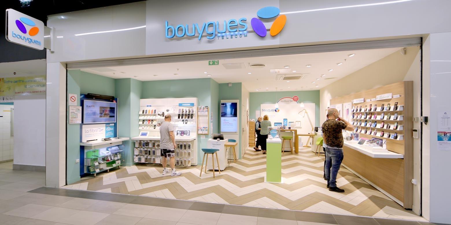 Bouygues Boutique