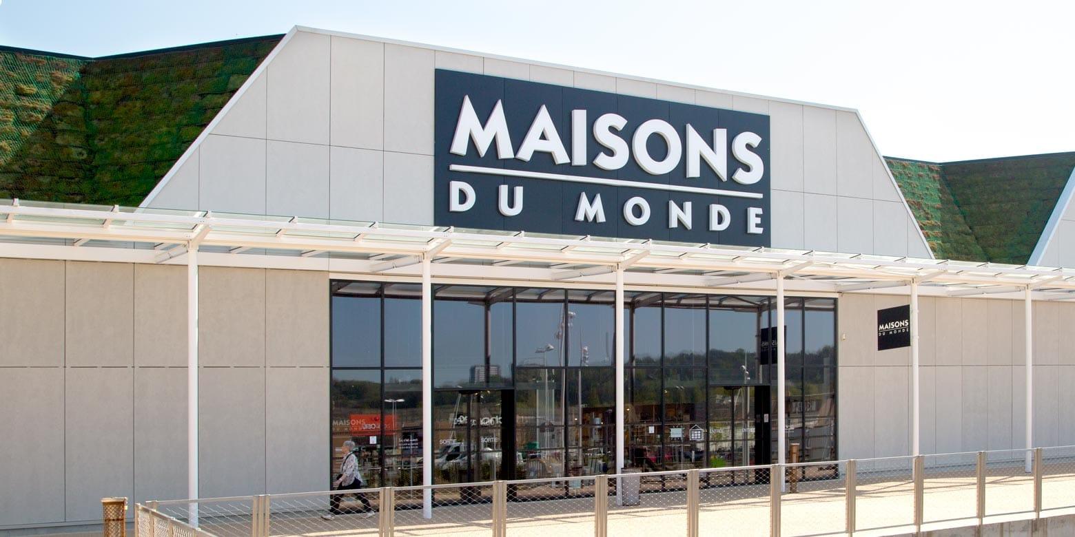 Maisons du Monde - Centre Commercial La Lezarde