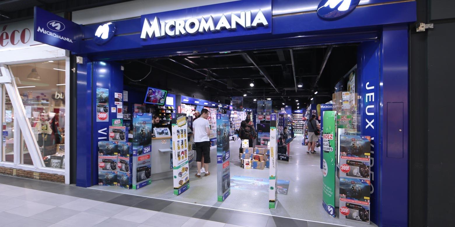 5ddfad99fa2255 Micromania - Centre Commercial La Lezarde