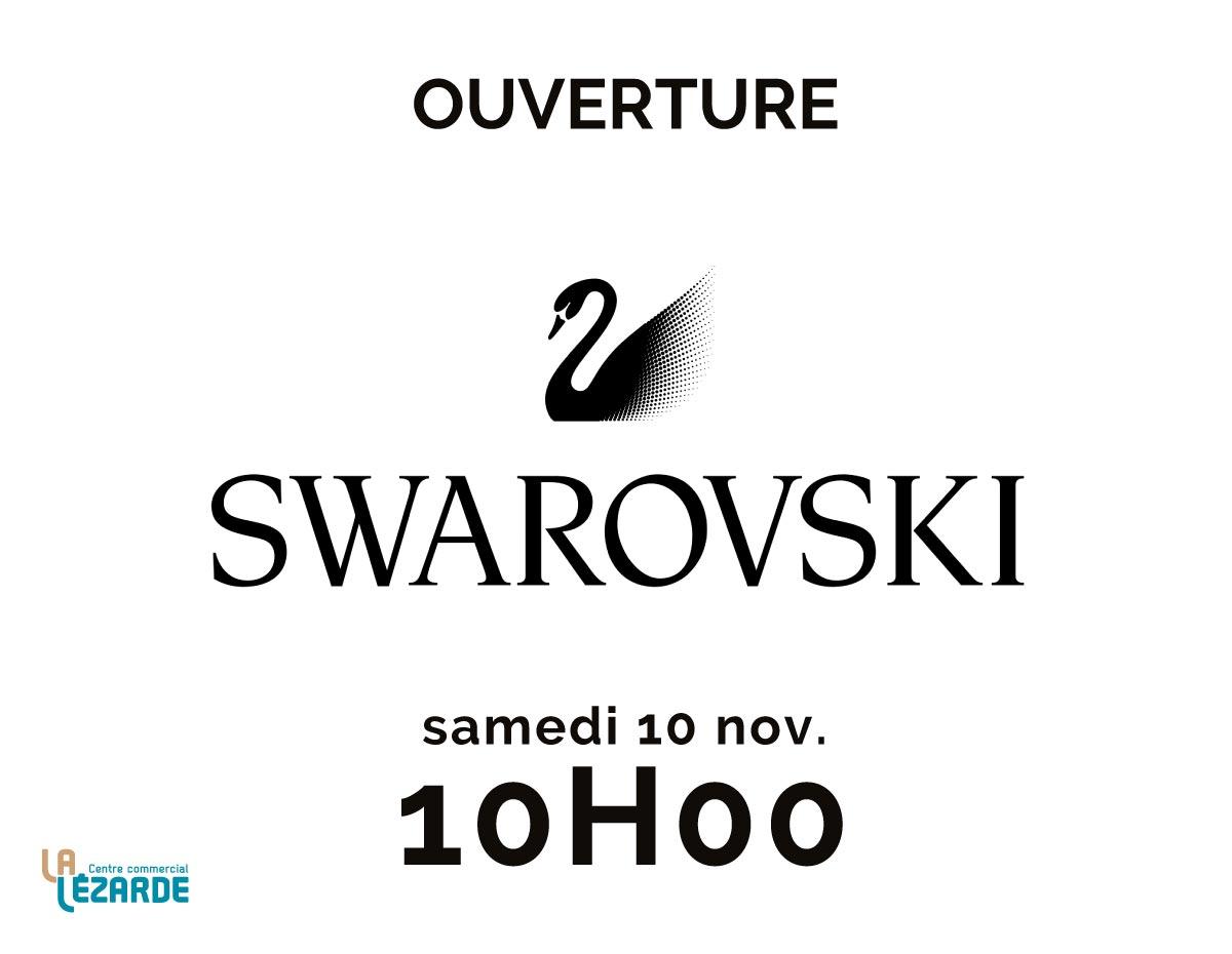 Ouverture Swarovski